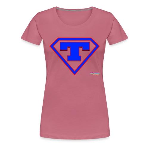SUPERTODDY - Frauen Premium T-Shirt