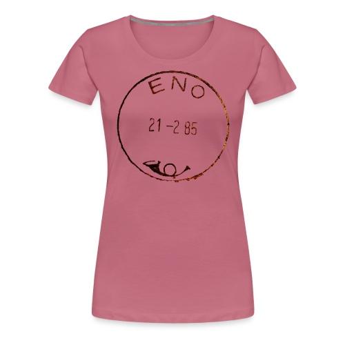 Enon postileima - Naisten premium t-paita