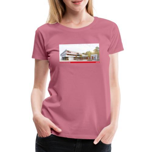 HRSU Wear Building - Frauen Premium T-Shirt