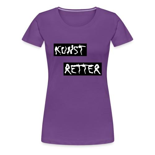 Kunstretter 20.1 - Frauen Premium T-Shirt