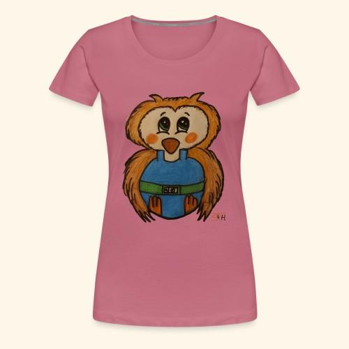 zuckereule frei - Frauen Premium T-Shirt