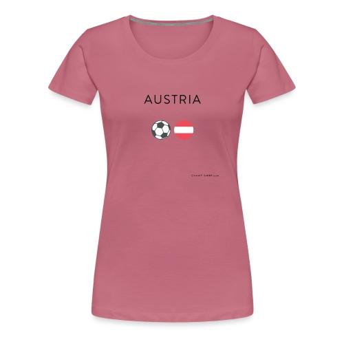 Austria Fußball - Frauen Premium T-Shirt