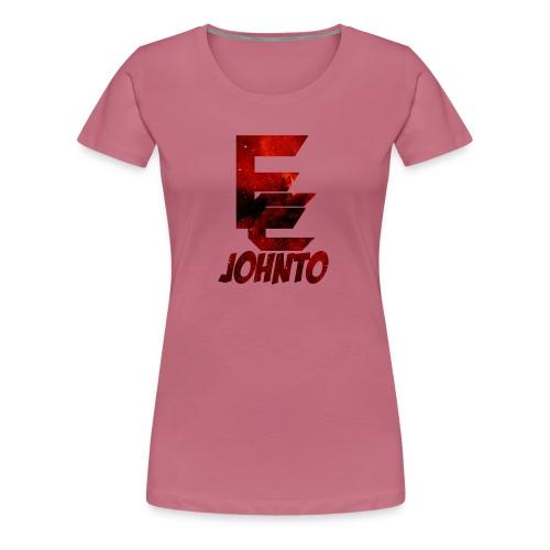 Evolve Johnto Logo Transparent 1 png - Women's Premium T-Shirt