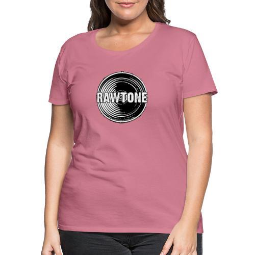 Rawtone Records logo - Women's Premium T-Shirt