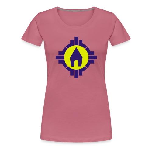 Schoenstatt Logo Vektor - Frauen Premium T-Shirt