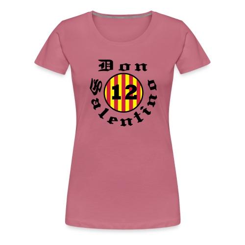 Don Salentino12 Rotondo Gothic by Fantomissimo - Frauen Premium T-Shirt