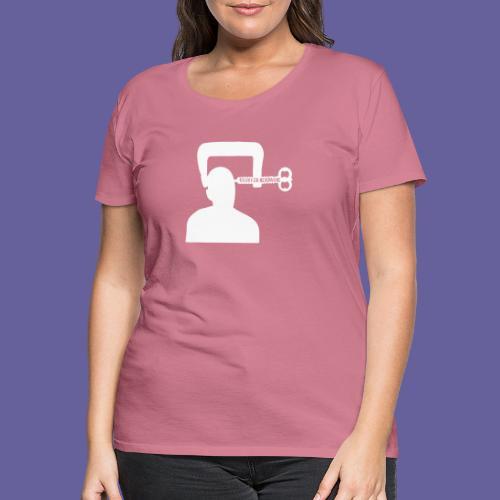 Cluster headache in een bankschroef - T-shirt Premium Femme