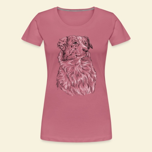 Shepherd - Frauen Premium T-Shirt
