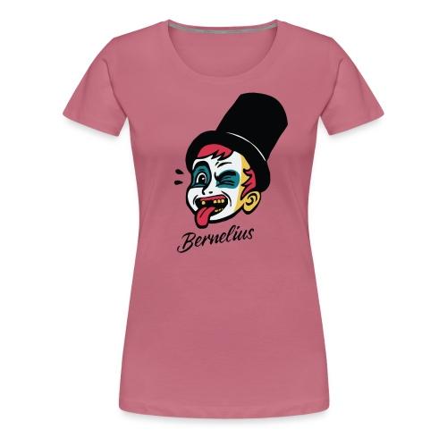 Bernelius Hat Kid - Women's Premium T-Shirt