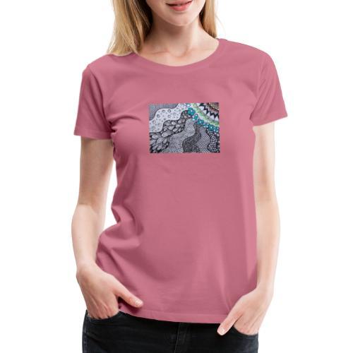 Pattern Contest #01 - Maglietta Premium da donna