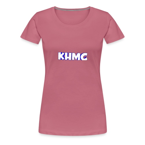 The Official KHMC Merch - Women's Premium T-Shirt