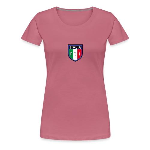POLO FTI - Maglietta Premium da donna