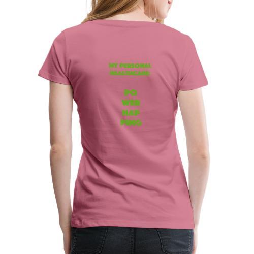 Powernapping - Frauen Premium T-Shirt