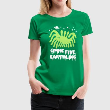 Gimme Five - Premium-T-shirt dam