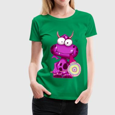 Lolli Olli Monsta - Frauen Premium T-Shirt