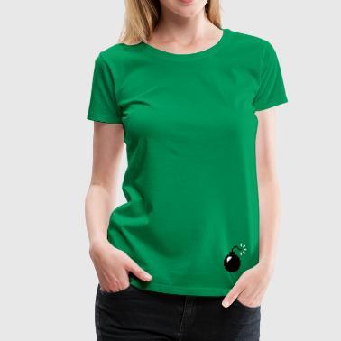 8-bit Bomb - Koszulka damska Premium