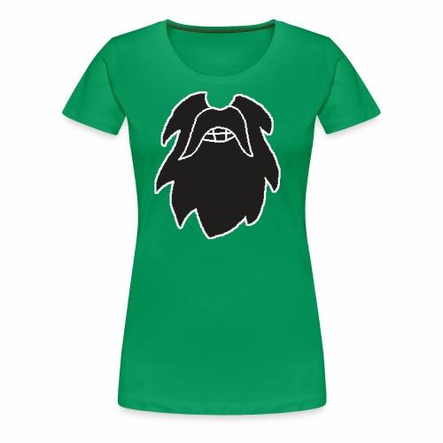 Parta Games Logo T-Shirt - Naisten premium t-paita