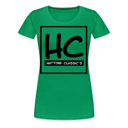 Hattorf Classic´s 2017 - Frauen Premium T-Shirt