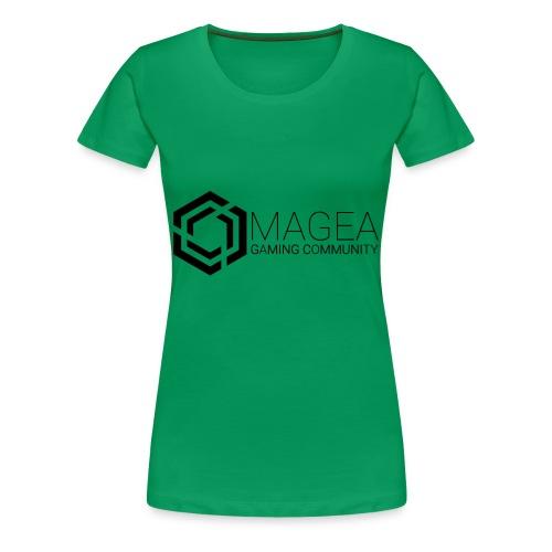 magea gaming community - Frauen Premium T-Shirt