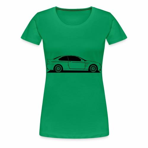 E46 neu - Frauen Premium T-Shirt