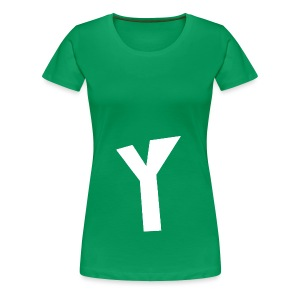 vest YIRCO - Vrouwen Premium T-shirt