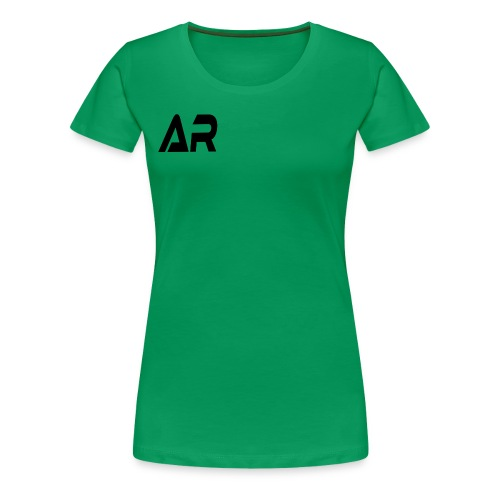 Alex Ralston Murch logo - Women's Premium T-Shirt