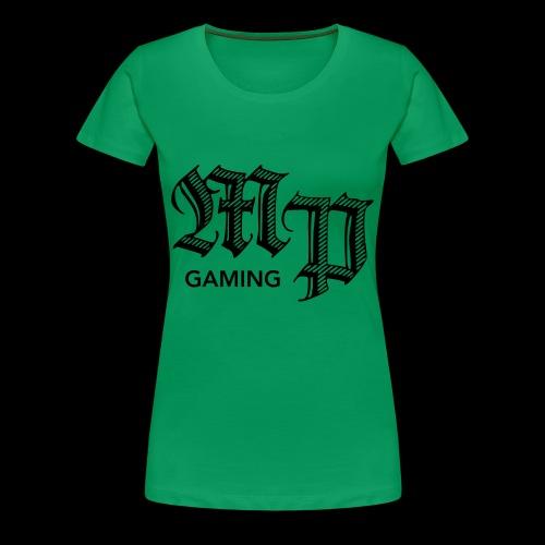 MadPirates Logo Schwarz - Frauen Premium T-Shirt