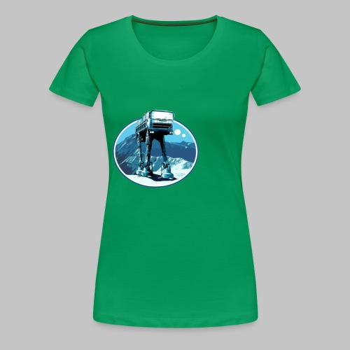 truck in movie - Premium-T-shirt dam