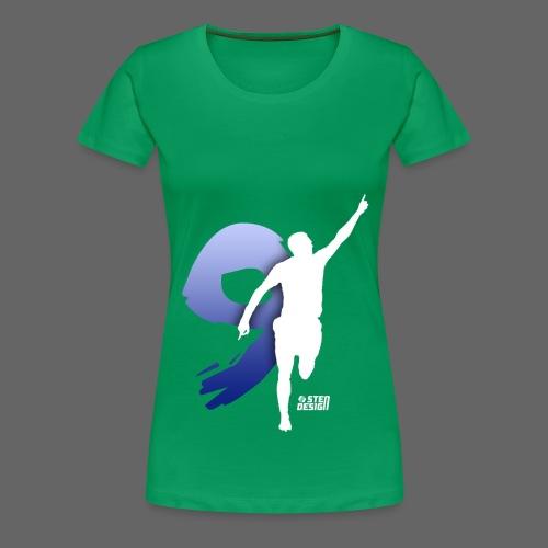 J. Vardy (9) T-Shirt - Women's Premium T-Shirt