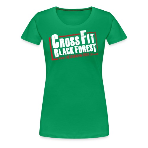 CF Black Forest Design - Frauen Premium T-Shirt
