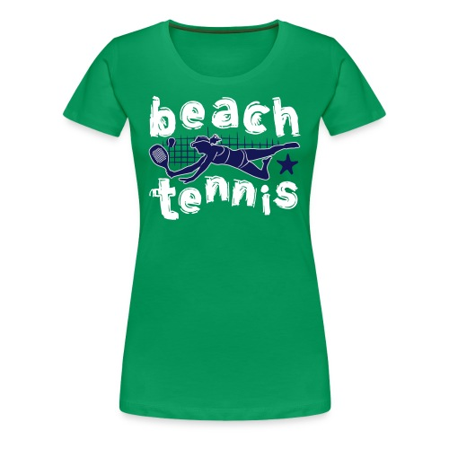 BEACH GIRL - T-shirt Premium Femme