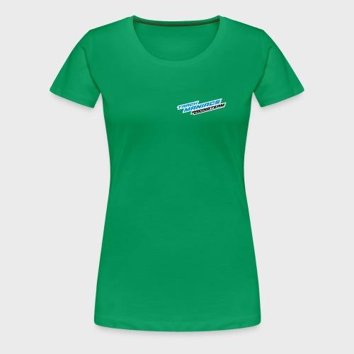 Trackmaniacs Racingteam Logo - Frauen Premium T-Shirt