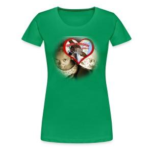 mercymission - Premium-T-shirt dam