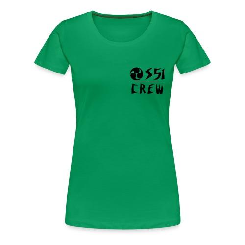 S51 CREW Simson - Frauen Premium T-Shirt