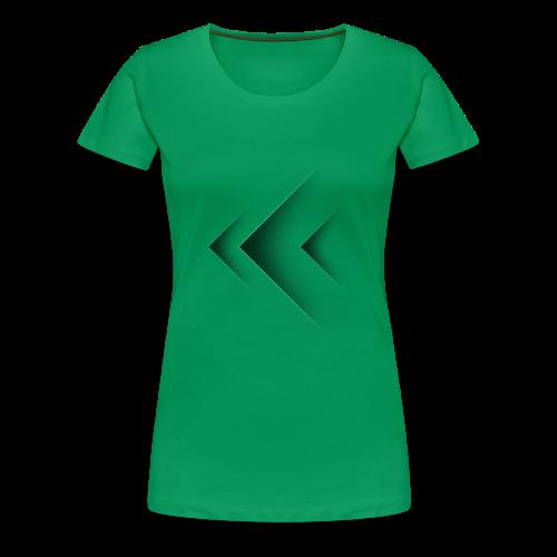 CutShirt Pt.3 - Maglietta Premium da donna