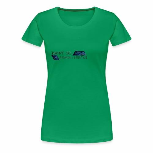 KRYPT OO - FASHION - FOR WOMAN - Frauen Premium T-Shirt
