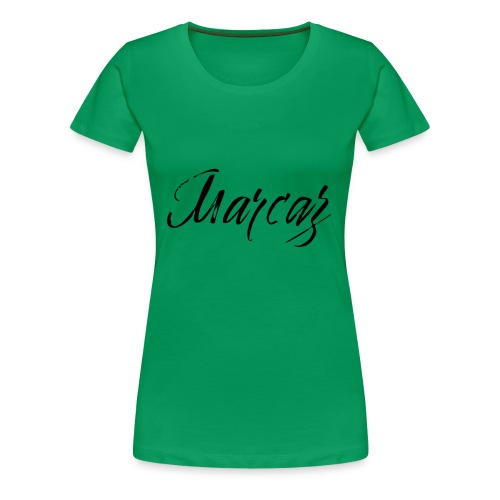 marcaz - Camiseta premium mujer