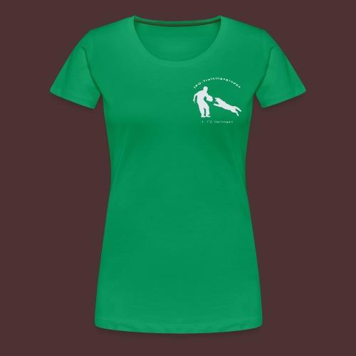 hellingen - Frauen Premium T-Shirt