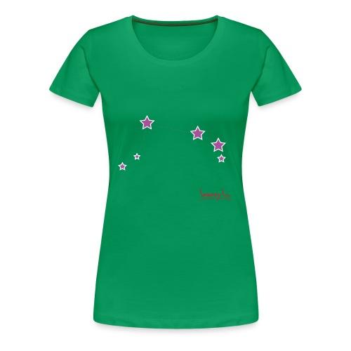 Widder - Frauen Premium T-Shirt