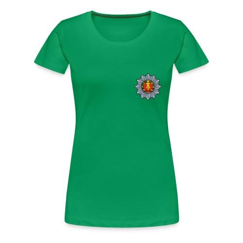 DDR-mobile Edition VP - Frauen Premium T-Shirt