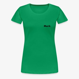 Mark Logo - Frauen Premium T-Shirt