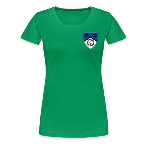 Hrafnarfjall Shield - Women's Premium T-Shirt