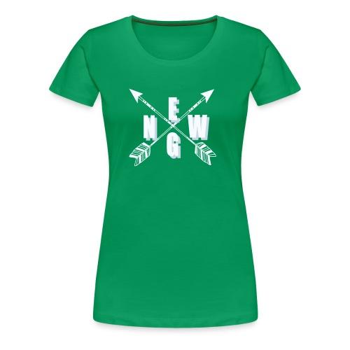 new generation new style - Vrouwen Premium T-shirt