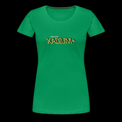 King Size - Women's Premium T-Shirt