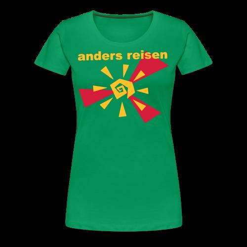 AndersReisen - Frauen Premium T-Shirt