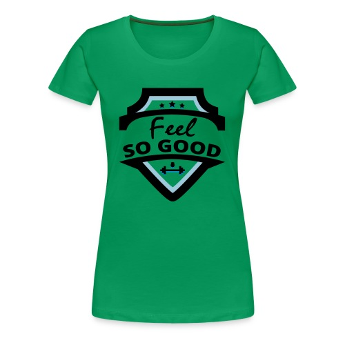 feelsogood white - Vrouwen Premium T-shirt