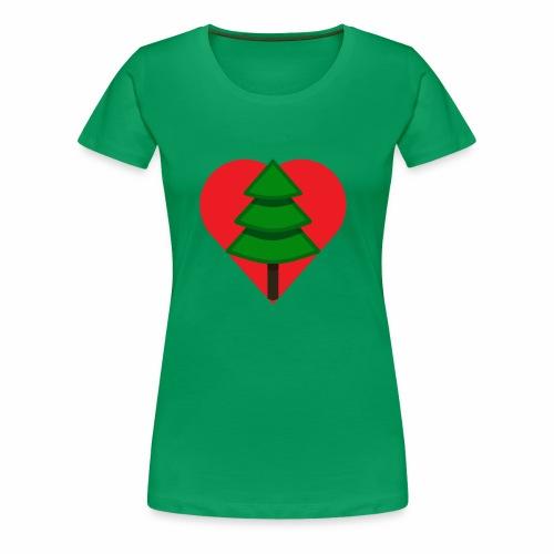 Luv trees! - Women's Premium T-Shirt