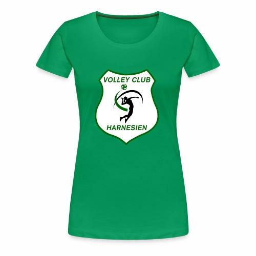 LOGO VCH HD - T-shirt Premium Femme