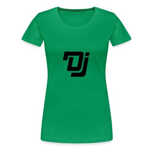 Dylan Jordan LOGO - Women's Premium T-Shirt