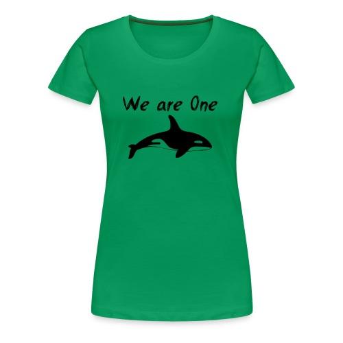 Orca - Frauen Premium T-Shirt